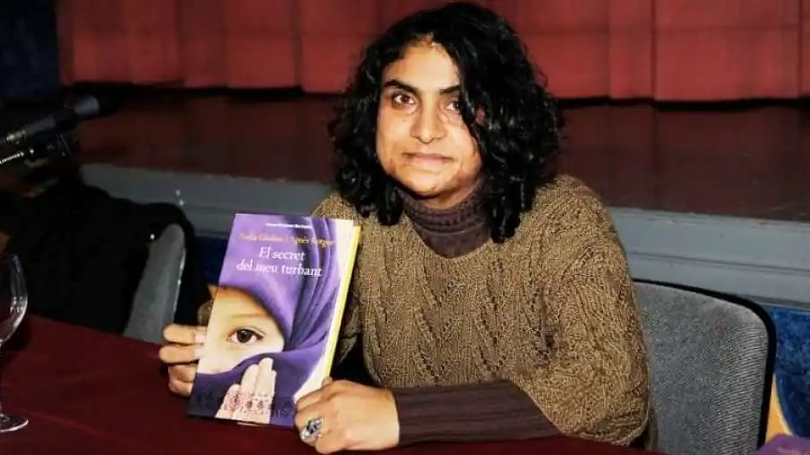 Nadia Ghulam: The woman who disguised herself as a man for 10 years to survive 'torture' of Taliban