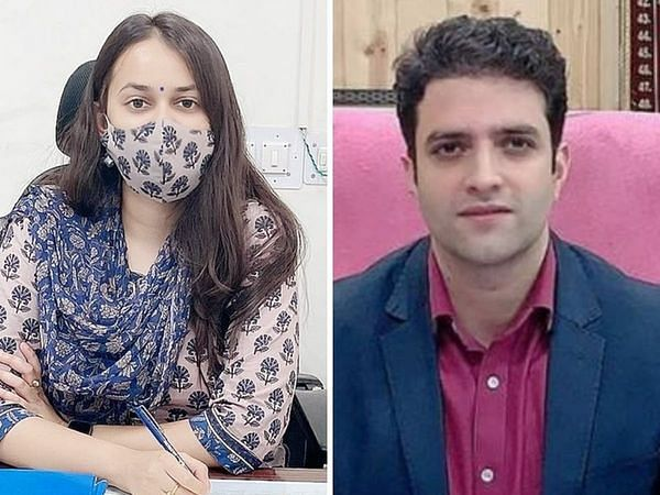 End of the love story: Jaipur family court grants divorce to IAS couple Athar Khan and Tina Dabi