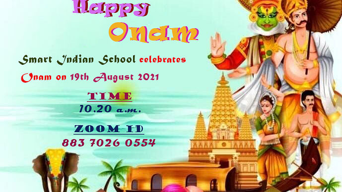 Happy Onam to one and all