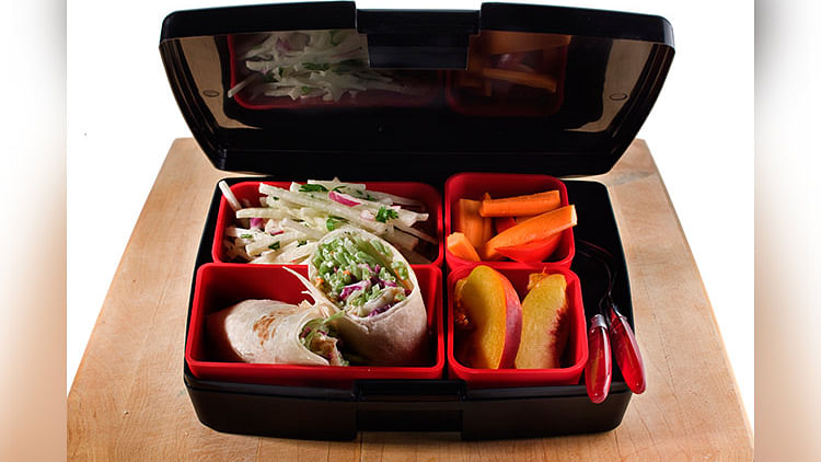 'School Lunch Box' plan to promote healthy lifestyle