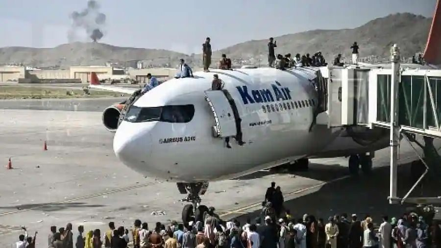 At least 20 died in a week during evacuation at Kabul airport: NATO official