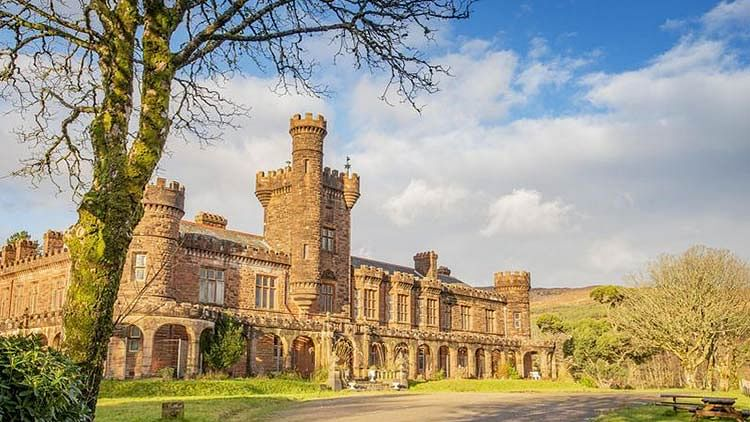 120-year-old Scottish castle up for sale for £1