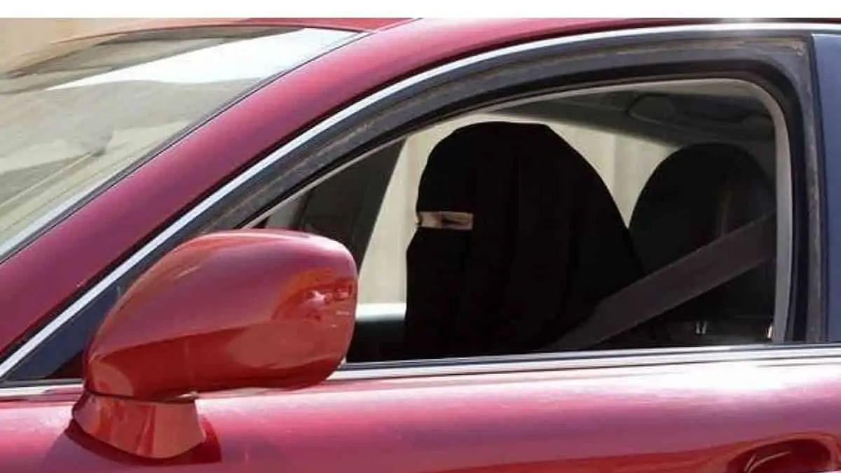 In a first, Saudi women drive public taxis