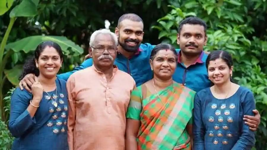 Hockey Goalkeeper Sreejesh's Father sold a family cow to afford a Hockey Kit; son returns with Olympic bronze