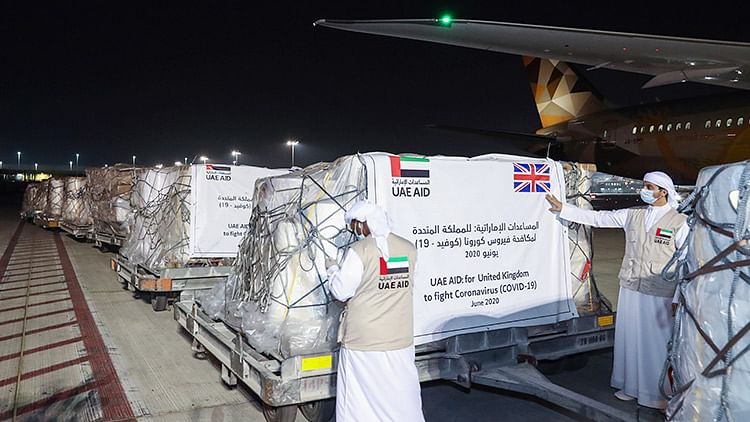 UAE to grant Golden Visa to humanitarian workers, announces Mohammed