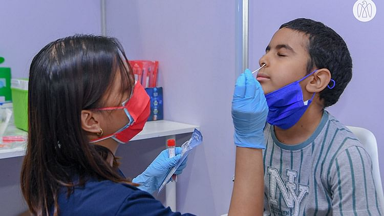 Parents must contact schools for free PCR tests for students in Abu Dhabi