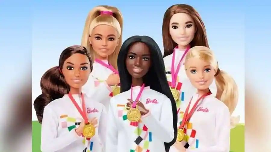 Where are the Asians? Barbie slammed as Tokyo Olympics-themed dolls seem not to include an entire community