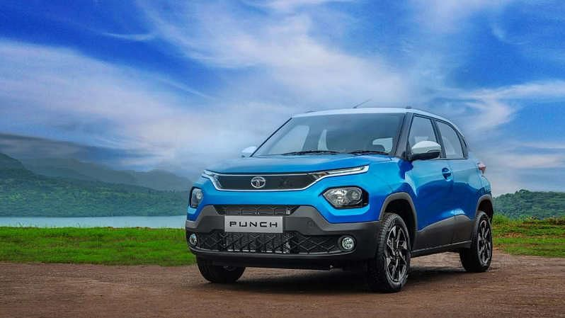 Tata Motors unveils its first SUV on the ALFA architecture and has named it 'Punch'