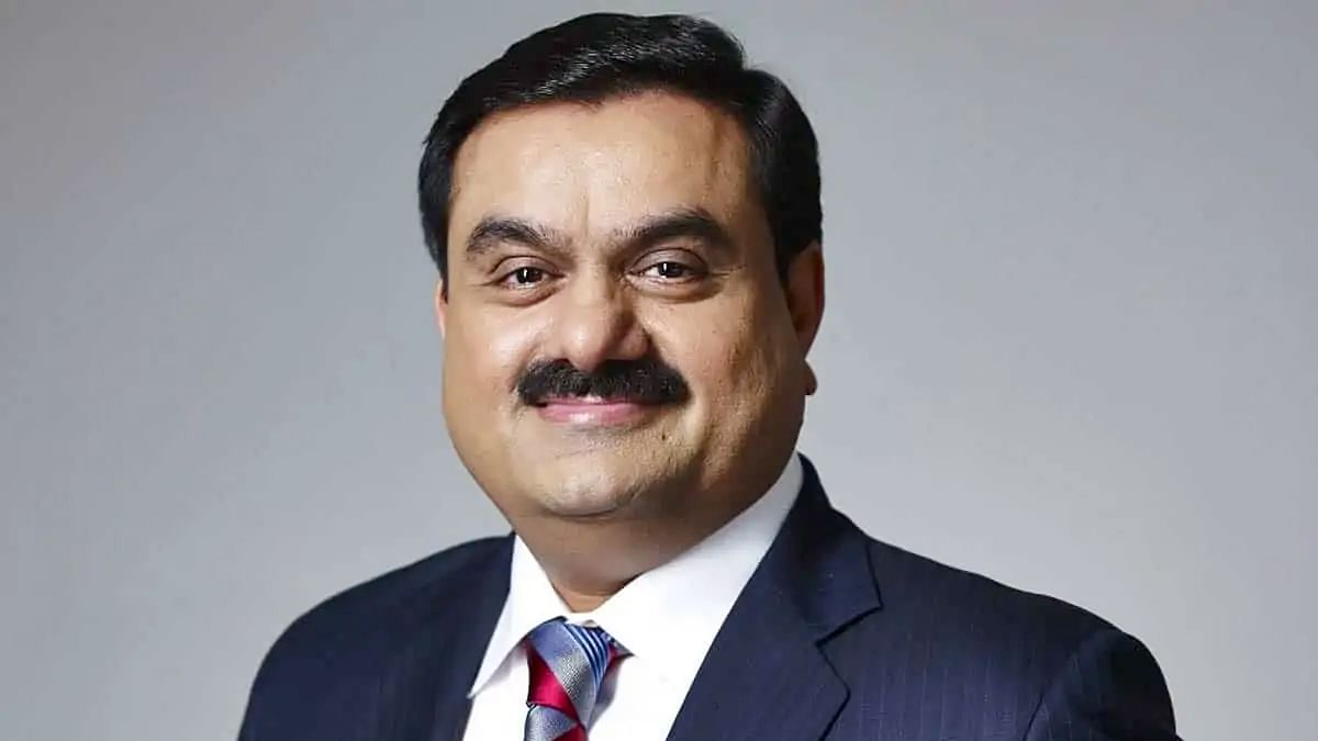 Gautam Adani back on list of top 20 richest persons in the world