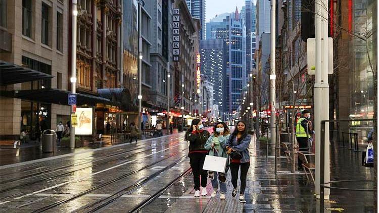 'No jab, no job' in Sydney; Melbourne extends coronavirus lockdown