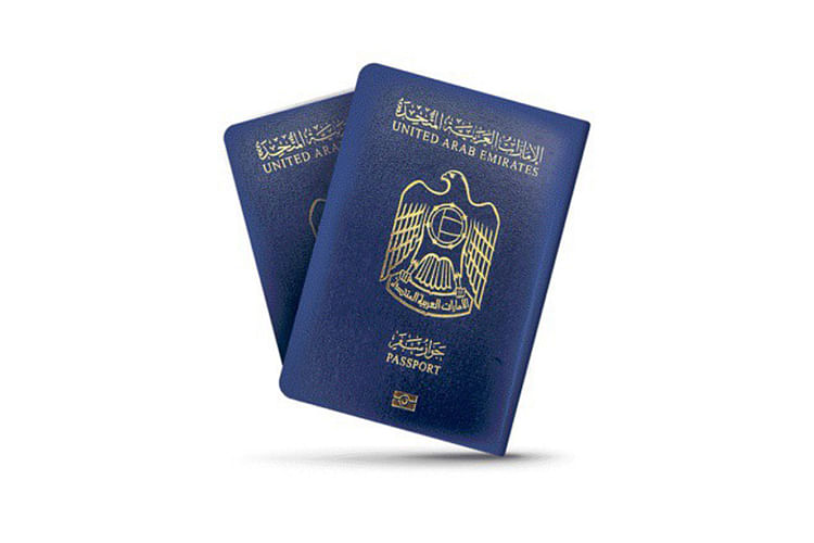 UAE passport most powerful in the Arab world, with access to 175 countries without a visa