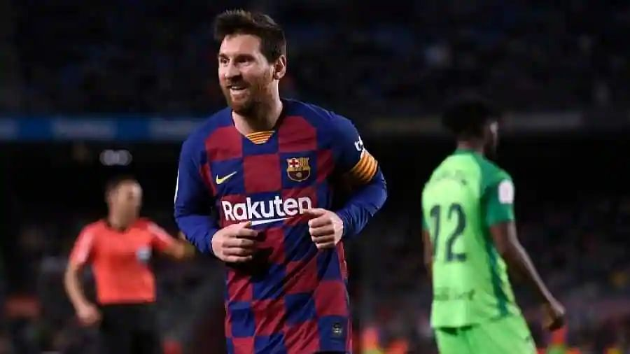 Lionel Messi to leave Barcelona due to 'financial and structural obstacles', says club