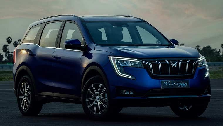 Mahindra unveils the all-new XUV700 SUV with advanced features