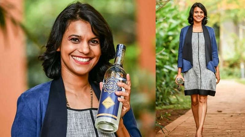 Meet Varna Bhat, a former IAS aspirant who created India's newest vodka brand