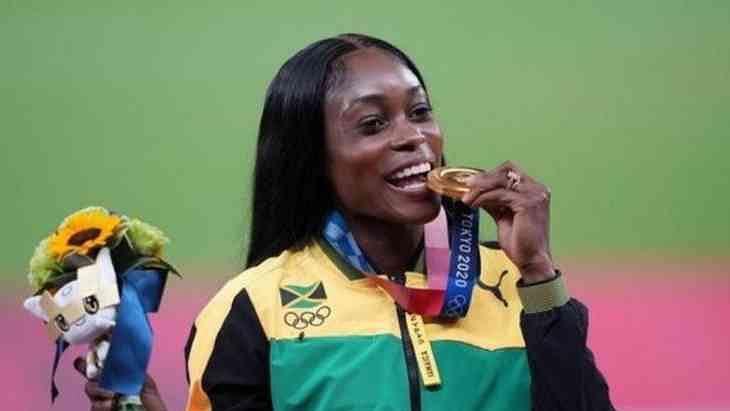 Tokyo Olympics: Instagram blocks gold medallist sprinter Elaine Thompson-Herah