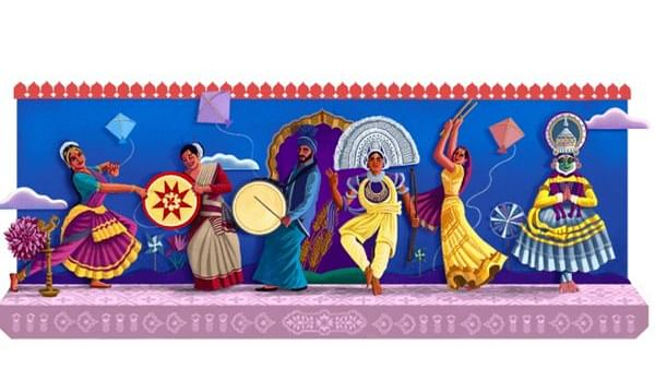 Independence Day 2021: Google celebrates India's diverse cultural traditions with a dance doodle