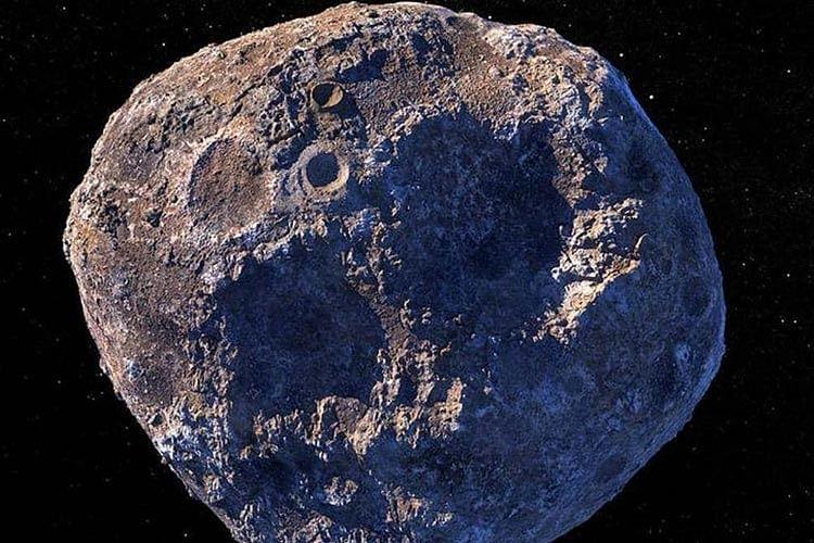 NASA to study 16 Psyche asteroid worth $10,000 quadrillion