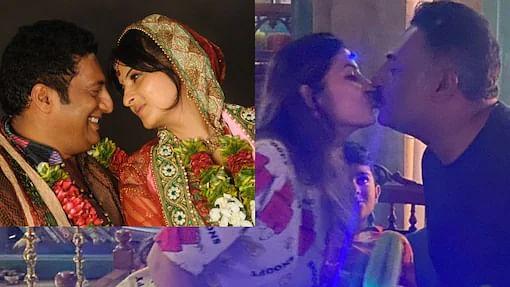 Prakash Raj gets married again to wife Pony Verma; photos go viral on social media