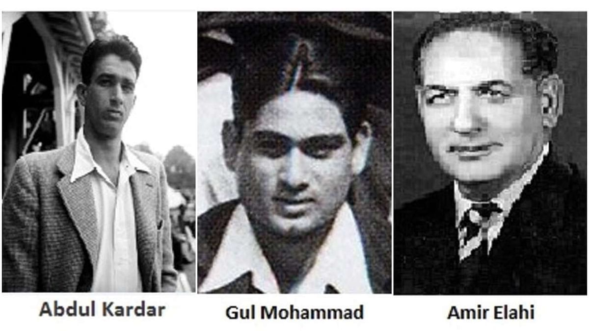 Did you know? Three cricketers represented both India and Pakistan in international Test matches