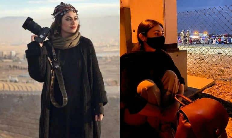 Venice Film Festival: Afghan film director Sahraa Karimi to talk about her country's plight
