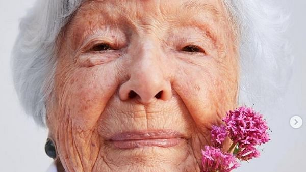 'Nanna in the spotlight': 99-year-old woman becomes the face of US beauty brand, wins hearts