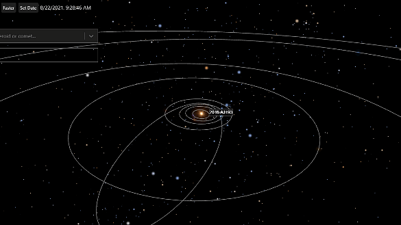 Asteroid bigger than the world's tallest building Burj Khalifa to pass by Earth today