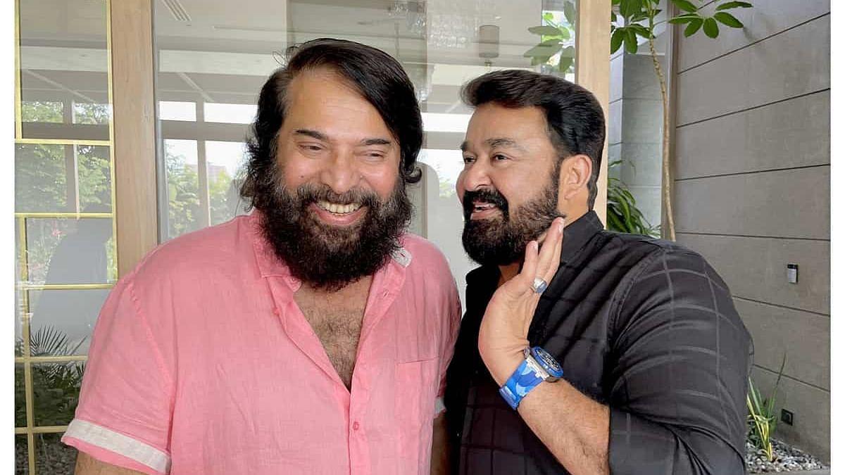 Malayalam superstars Mohanlal and Mammootty receive UAE's 'Golden Visa'