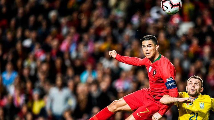 Cristiano Ronaldo heading back to Manchester United