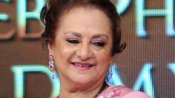 Veteran actress Saira Banu hospitalised