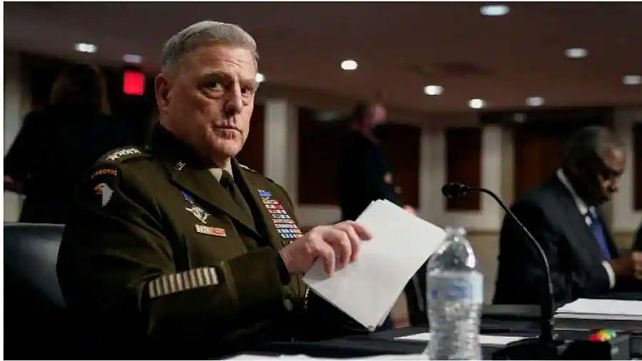 Biden was advised to keep troops in Afghanistan, say top US generals
