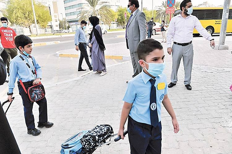 Free PCR tests for vaccinated students, teachers every 30 days in the UAE
