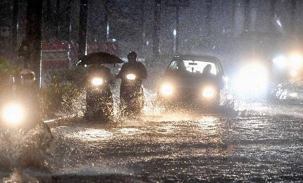 Flights cancelled, 2 washed away: Flash floods in Hyderabad as heavy rain rages across Telangana