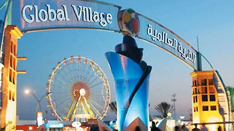 Global Village recognised as the 'Best Family Attraction in Middle East 2021'