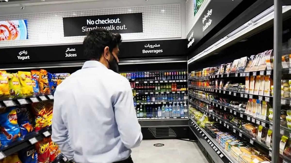 Supermarket run on artificial intelligence opens in UAE