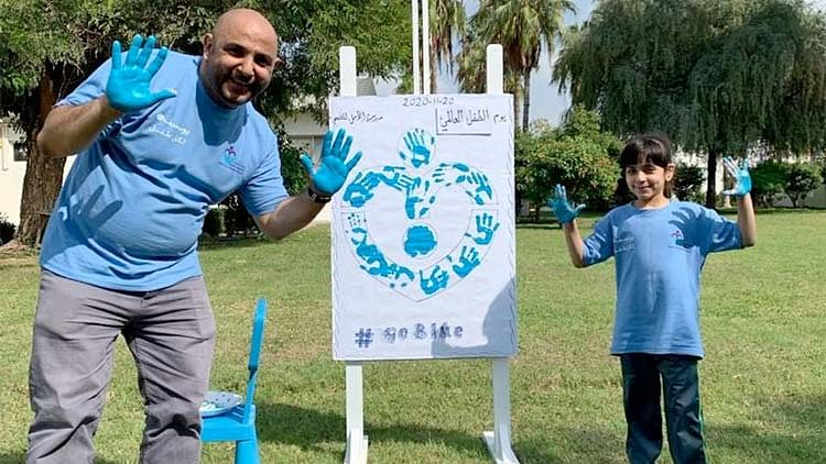 Deaf teacher receives Microsoft's honour