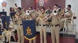 Mumbai Police Band steals hearts, performs Money Heist's hit anthem 'Bella Ciao'