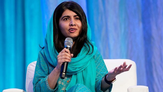 Nobel Peace Prize winner Malala Yousafzai asks world to secure Afghan women's rights