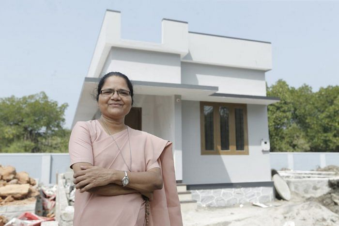 Two Kerala teachers build 150 houses for the homeless in ten years