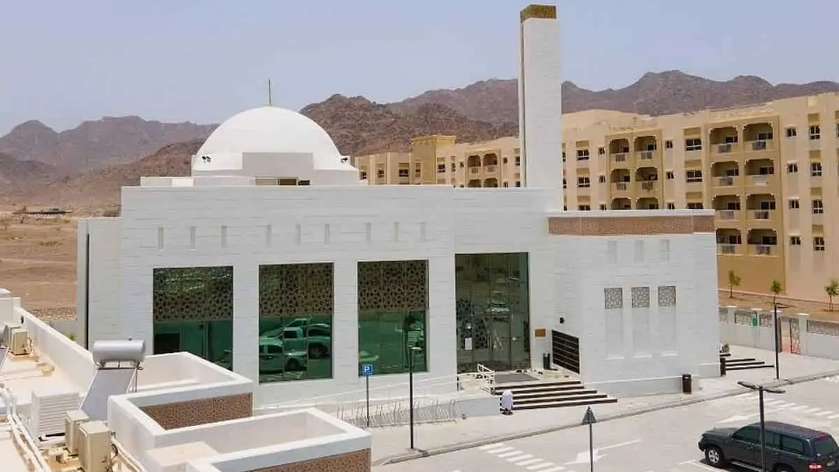 World's first 'green mosque' opens in Dubai