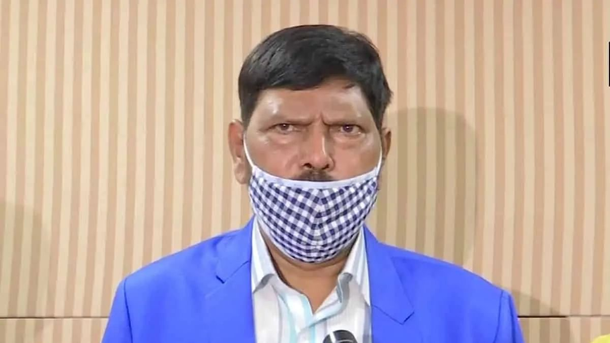 If Kamala Harris can be VP of US why Sonia Gandhi couldn't become India PM: Ramdas Athawale