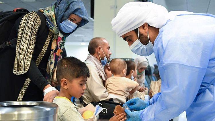 UAE sends urgent food, medical aid to Afghanistan