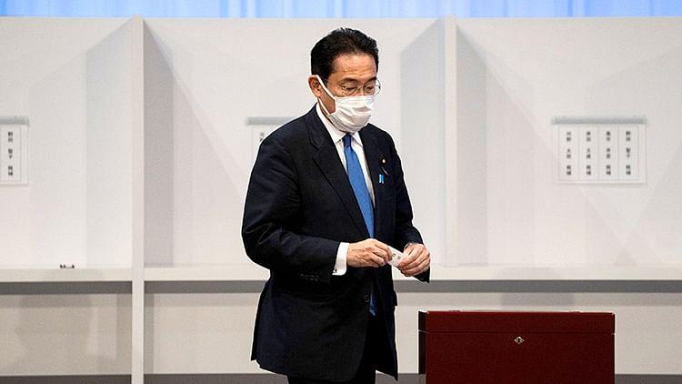 Fumio Kishida is Japan's next Prime Minister