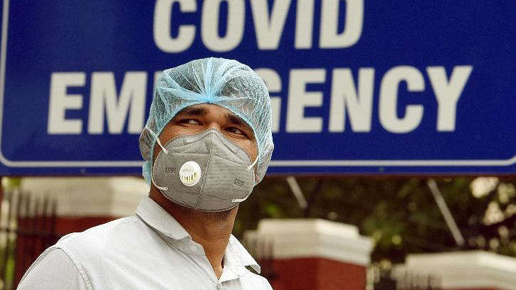 Fully vaccinated Kerala doctor tests COVID positive fourth time, twice after inoculation