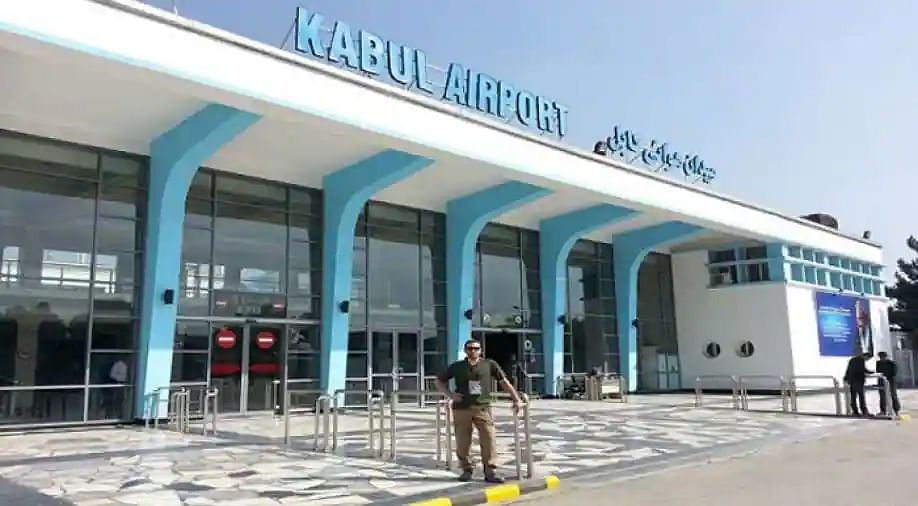 12 female staff at Kabul airport brave fears to return to work