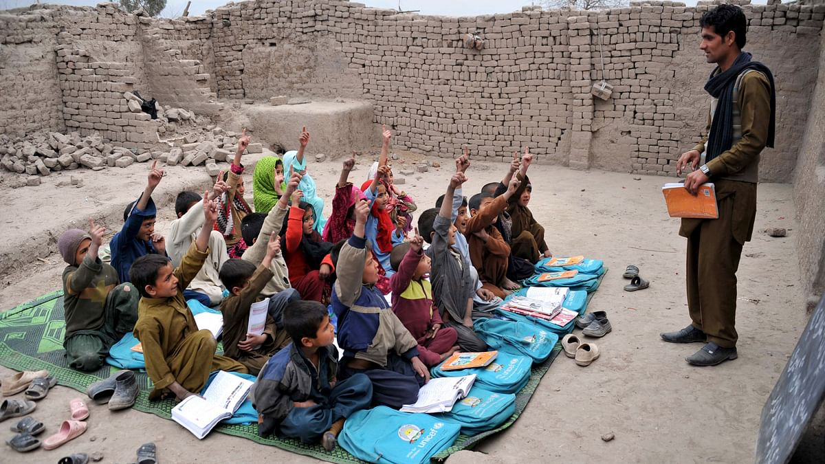 Taliban reopen schools for Afghan boys, girls still not allowed in classes