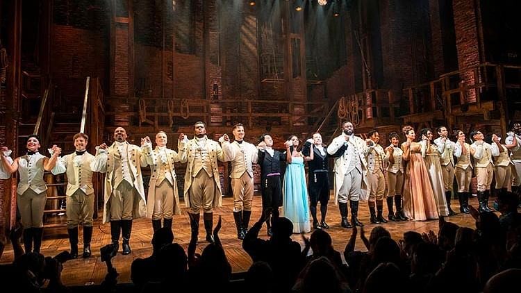 'Broadway is back': New York celebrates return of hit shows