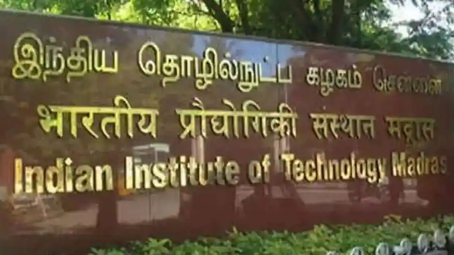 IIT Madras tops NIRF's overall ranking three years in a row