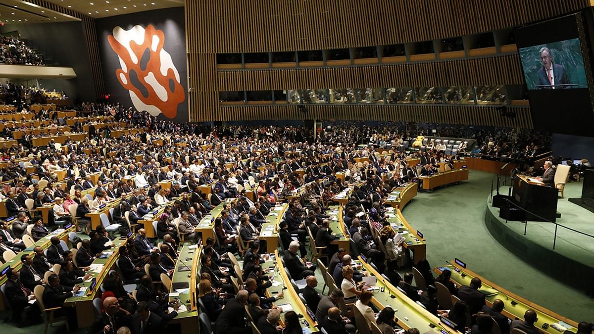 Taliban want to address UN General Assembly, appoint new envoy
