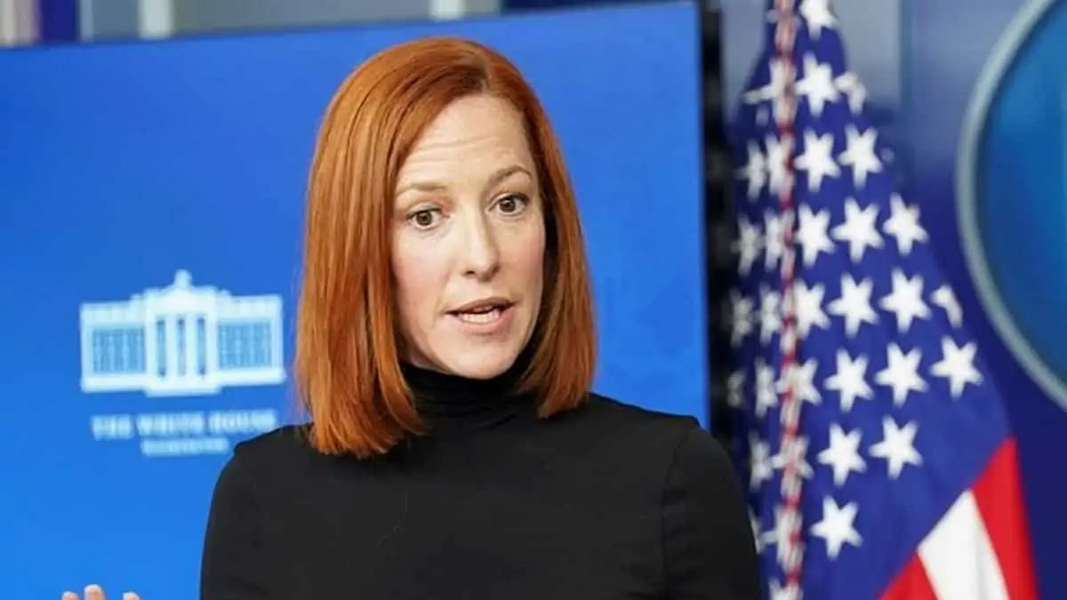 US not in a rush to recognize Taliban govt: White House