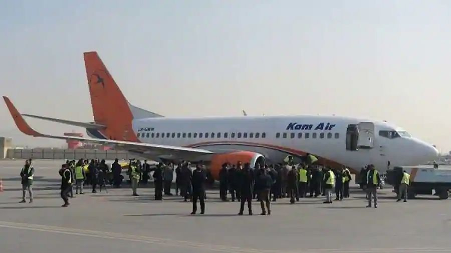Afghanistan: Kam Air allegedly took 155 kin of firm's top brass instead of evacuees to UAE, claim reports